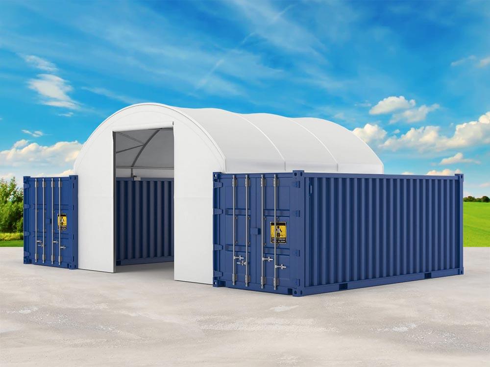 Укрытия и тенты для контейнеров